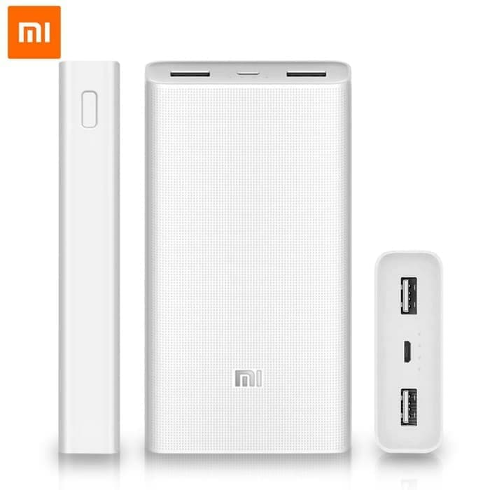 Power Bank Xiaomi Mi 2C 20000 mAh White