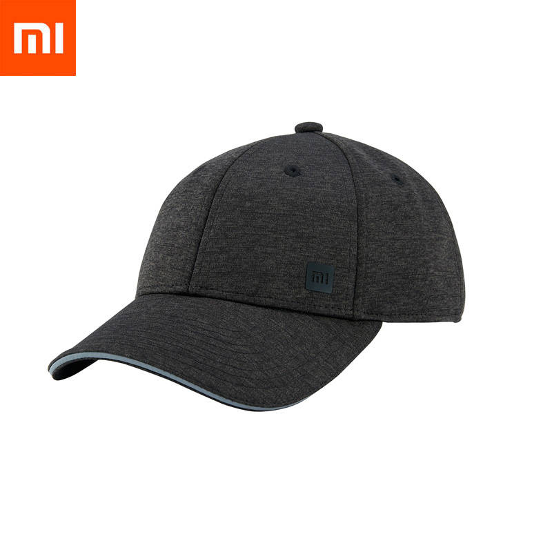 Бейсболка Xiaomi Mi baseball cap Black