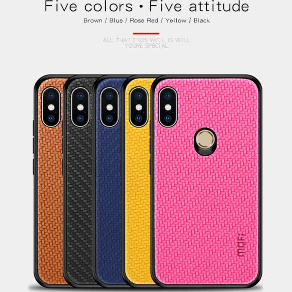 Бампер Mofi Xiaomi Note 5