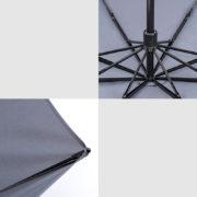Зонт RunMi 90 Points 64 cm Black
