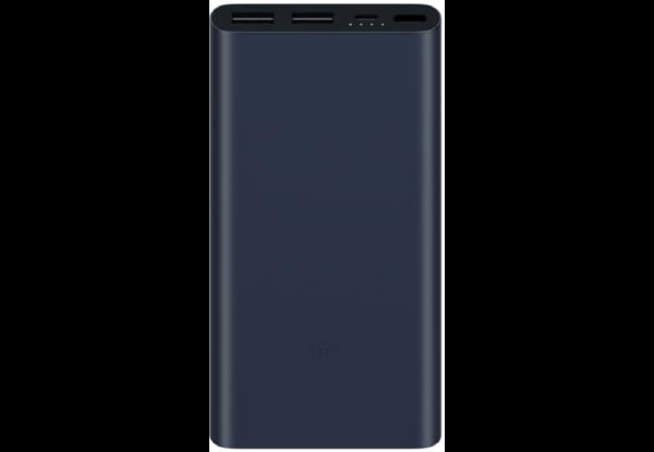 Power Bank Xiaomi Mi 2S 10000mAh Black