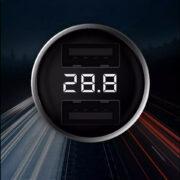АЗУ ZMI QC 3.0 LED