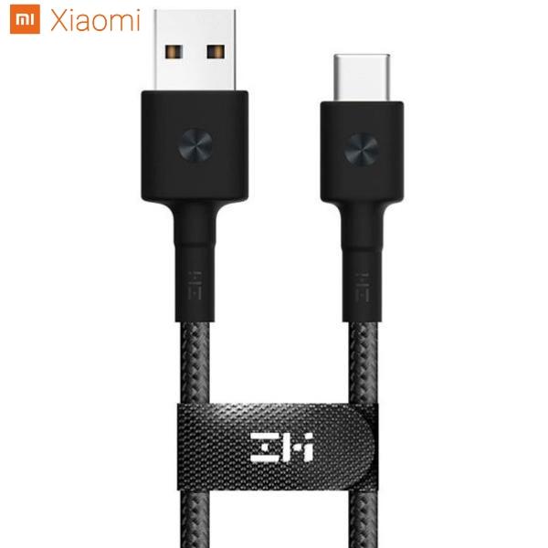 Xiaomi ZMi AL401 USB  Type C Black (Kevlar) (100 см)