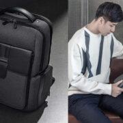 Mi Fashion Commuter Backpack Dark Grey