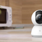 IP-камера PTZ Mi Home (Mijia) Dome 360°