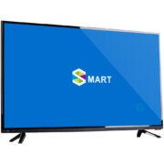Bravis LED-43D5000 Smart + T2 Black