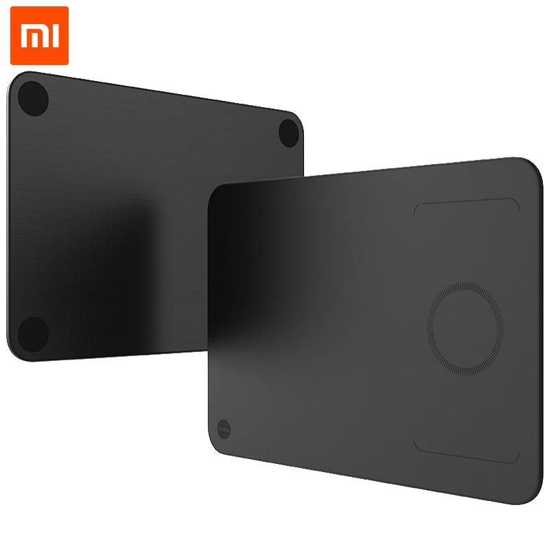 Коврик с беспроводной зарядкой Xiaomi MiiiW Wireless Charging Mouse Pad Black