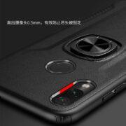 Бампер Xiaomi Note 7 Pro с кольцом