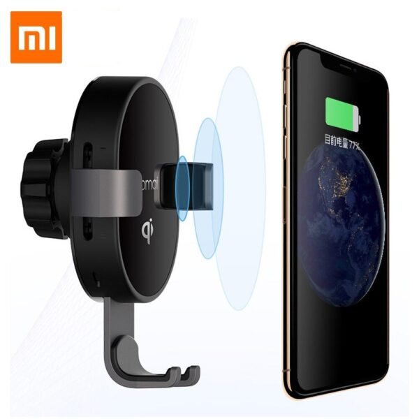 70mai Wireless Car Charger Mount Black