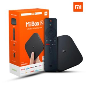 TV-Приставка Xiaomi Mi box S International Edition