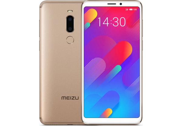 Meizu M8 4/64GB Gold (Глобальная Версия)