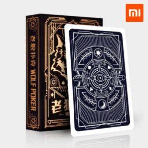 Карты Xiaomi Old Wolf Poker