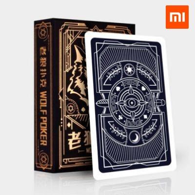 Игральная колода Xiaomi Old Wolf Poker