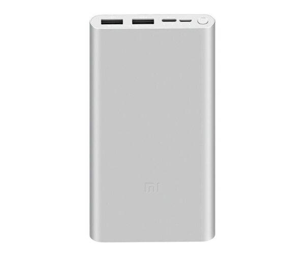 Xiaomi Mi Power bank 3 10000mAh 2USB+Type-C Silver