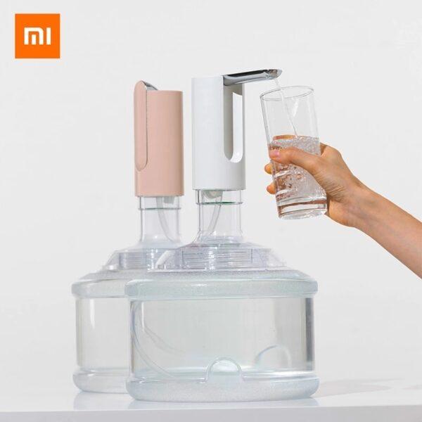 Автоматическая складная помпа для воды Xiaomi 012