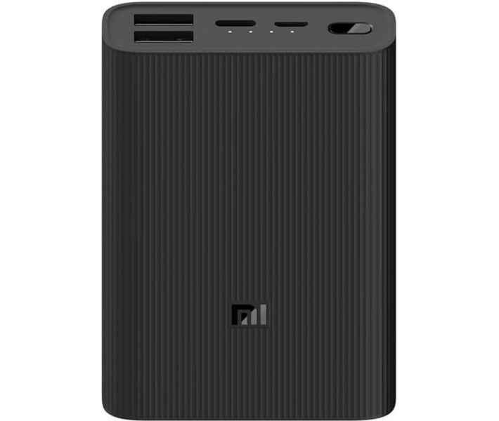 Power bank Xiaomi Mi 3 Ultra Compact 22.5W 10000mAh Black