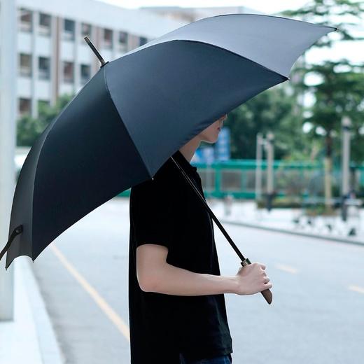 Зонт Xiaomi Konggu Business Umbrella Wood Handle