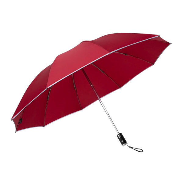 Зонт Xiaomi Zuodu Automatic Umbrella LED Red